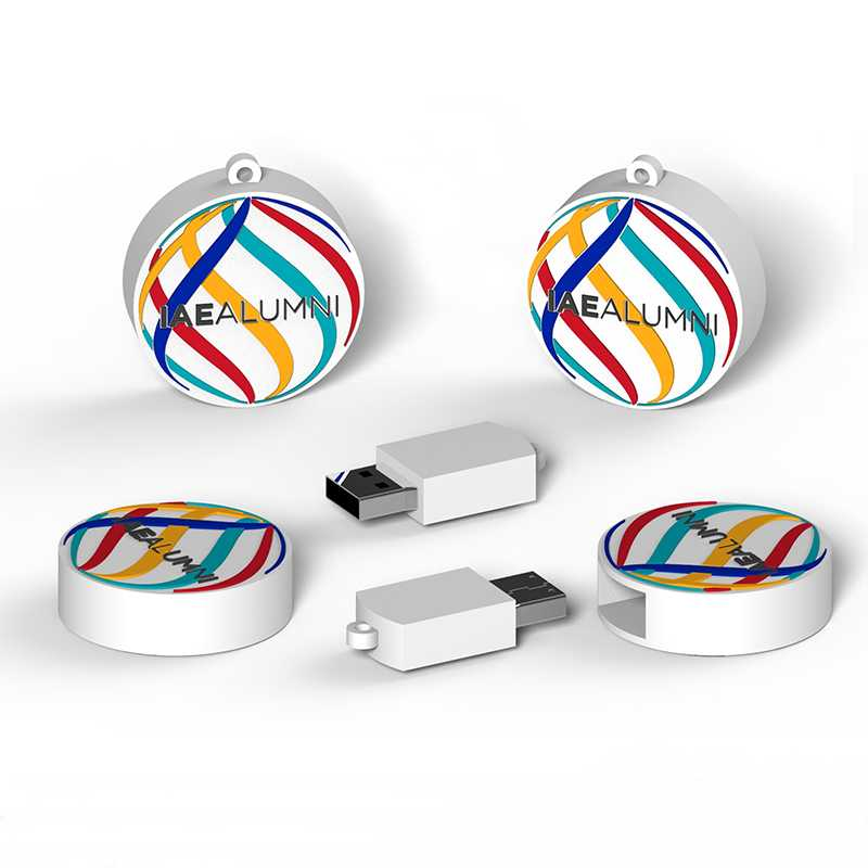 Pendrive USB Corpóreo