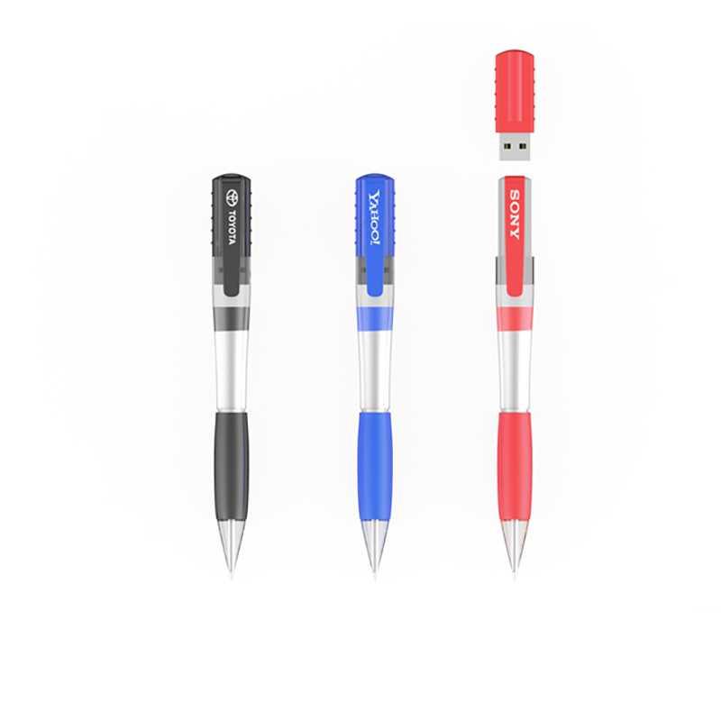 Bolígrafo pendrive personalizado