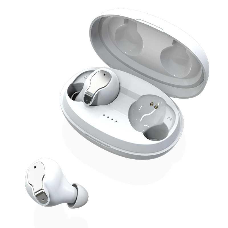 auriculares con logo
