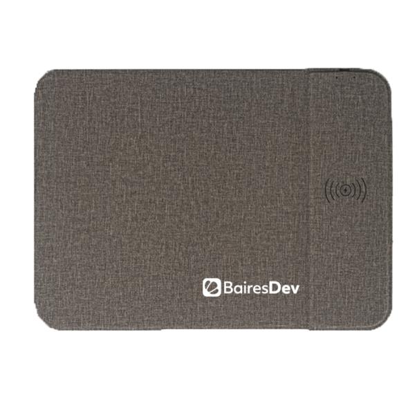 Obsequios empresariales-Pad Mouse Inalambrico con logo